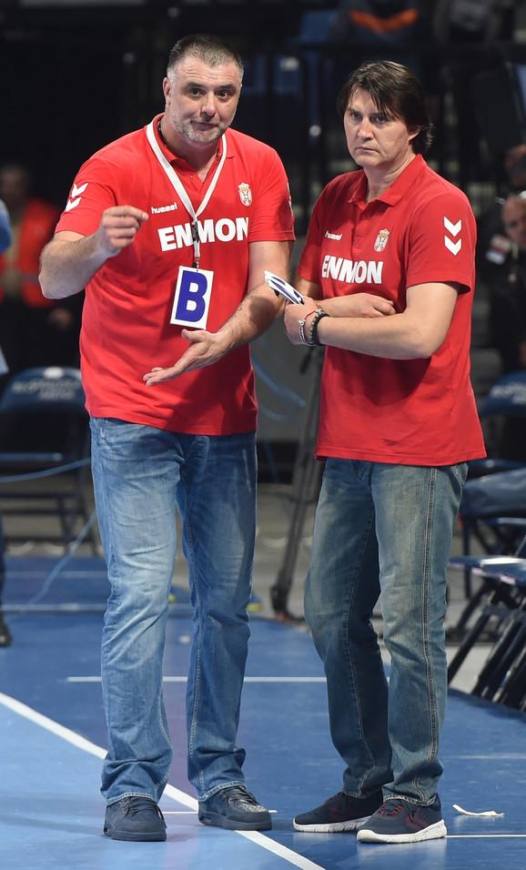 Nenad Peruničić i Nedeljko Jovanović