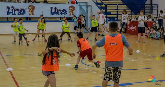 Sportske igre mladih u Kuršumliji