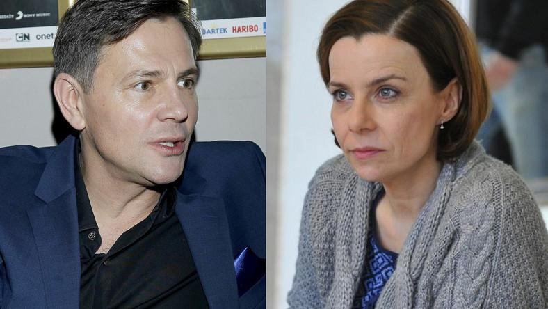Krzysztof Ibisz, Agata Kulesza