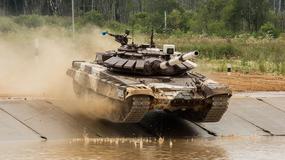 """W Rosji ruszyły zawody wojsk pancernych """"Czołgowy Biatlon"""""""