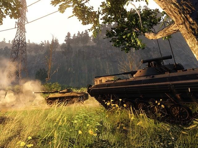 gameplanet Armored Warfare