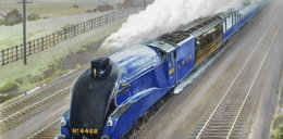 Jak szybko może jechać pociąg? PKP kontra reszta świata