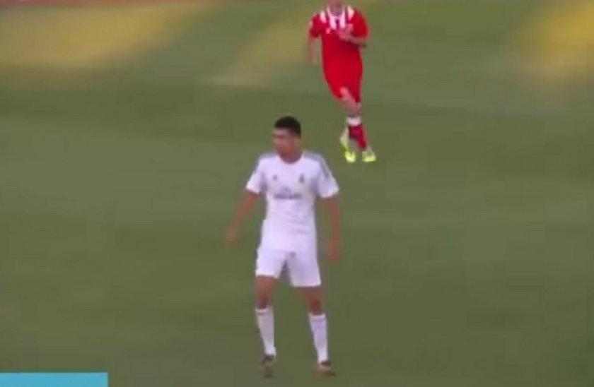 Debiut syna Zinedine' a Zidane'a - Enzo zadebiutował w barwach rezerw Realu Madryt!