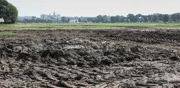 Organizatorzy ŚDM zniszczyli Błonia. Nie zapłacą kary