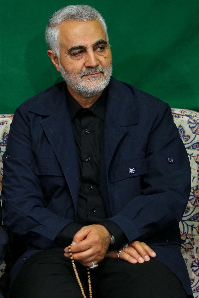 Kassem Sulejmani
