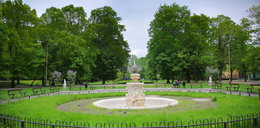 Zamkną park Sienkiewicza