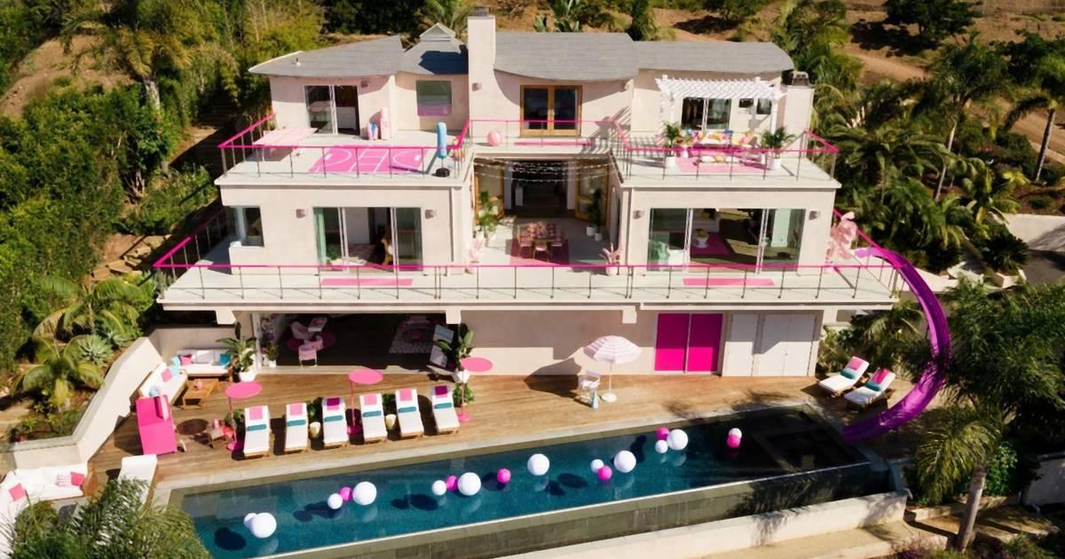 Du kannst jetzt in Barbies Malibu Dreamhouse schlafen – dank Airbnb