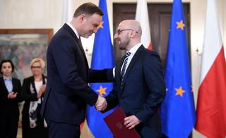 Karczewski: Intencje prezydenta są bardzo szlachetne