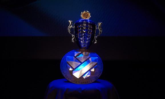Pehar za pobednika Esports Balkan lige