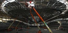 W Pekinie wznowiono budowę obiektów zimowych igrzysk olimpijskich