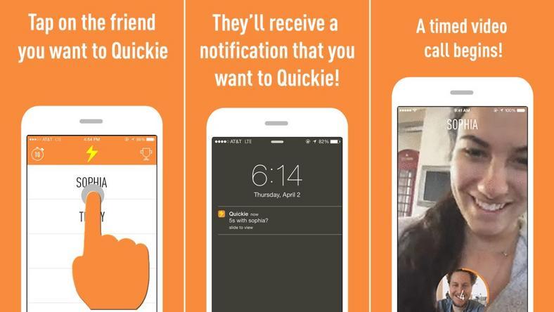 Quickie i phone app sex