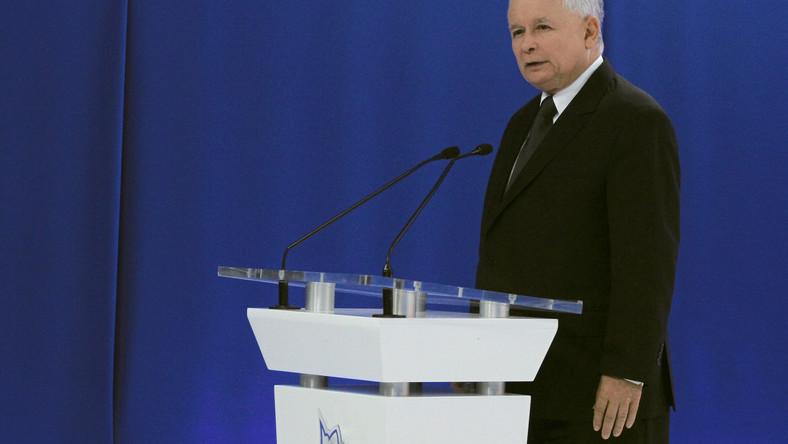 Kaczyński: tezy rozważane przez zespół Macierewicza nie są szalone
