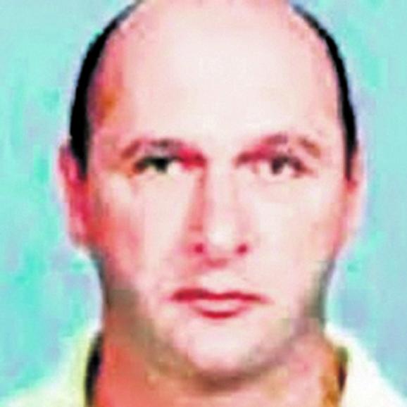 Ubijeni Dragan Dudić Fric