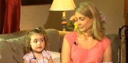 Co za chamstwo! Stewardesa zmusiła 3-letnią dziewczynkę do...