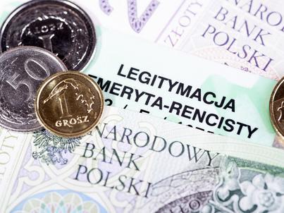 Wskaźnik waloryzacji emerytur wyniesie 2,9 proc. To oznacza, że minimalna emerytura będzie wyższa o blisko 30 zł