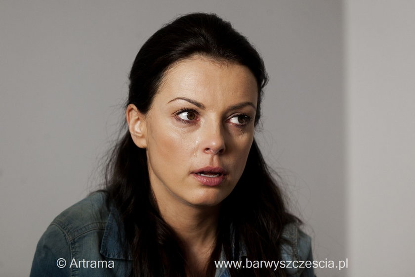 Barwy szczęścia Katarzyna Glinka