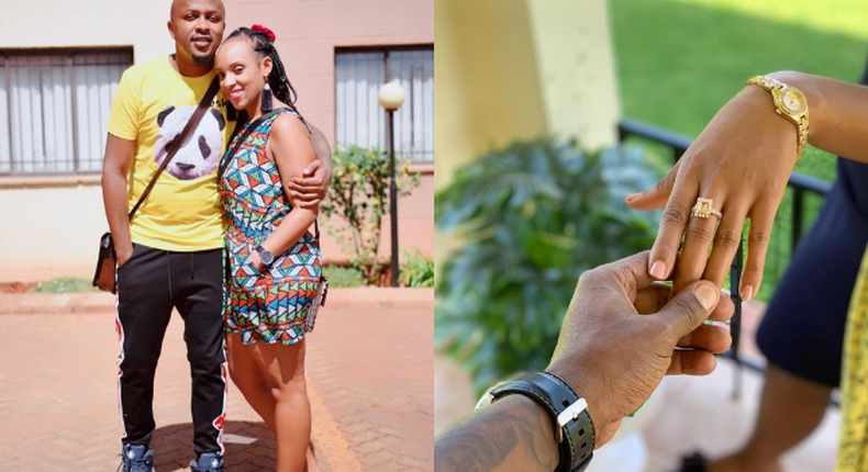 DJ Crème dela Crème finally proposes to the mother his Kids after 14 years