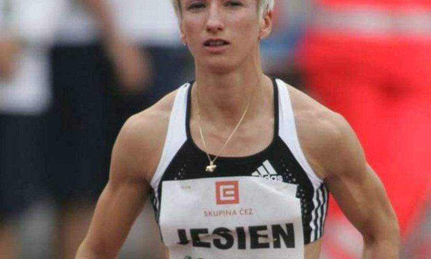 Pozbawia Anię szans na medal