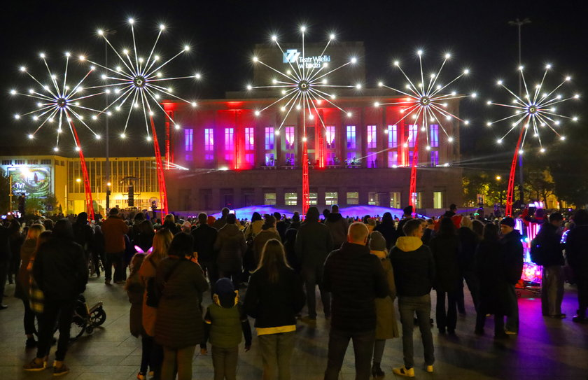 Light Move Festival w Łodzi