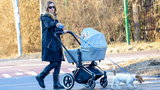 Joanna Koroniewska ma wózek warty fortunę