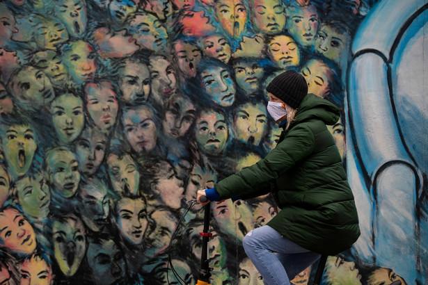 Niemcy, Berlin, Mur Berliński