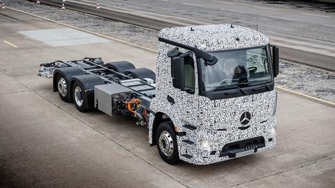 Mercedes-Benz Urban e-Truck