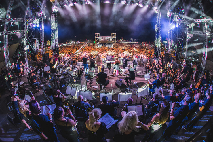 Rock opera na BBF 2019