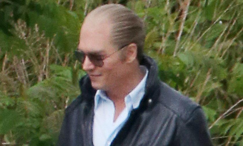 """Odmieniony Johnny Depp w nowej roli James """"Whitey"""" Bulger"""