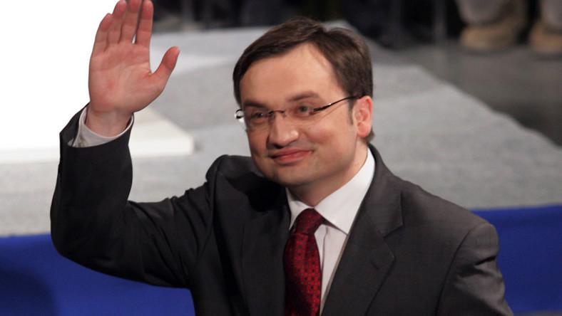 Zbigniew Ziobro rzucił wyzwanie rządowi