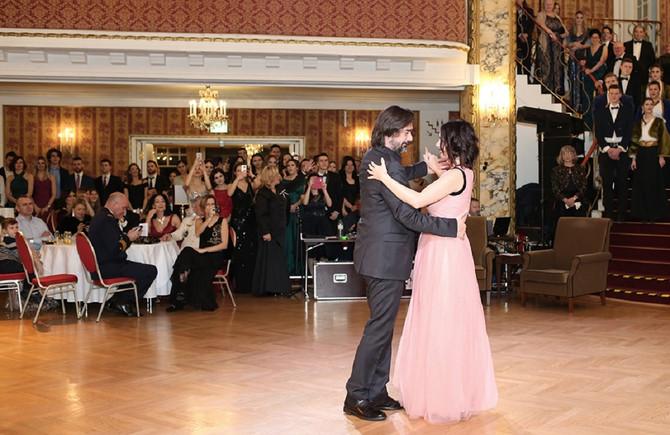 Poznati supružnici u plesnom zanosu