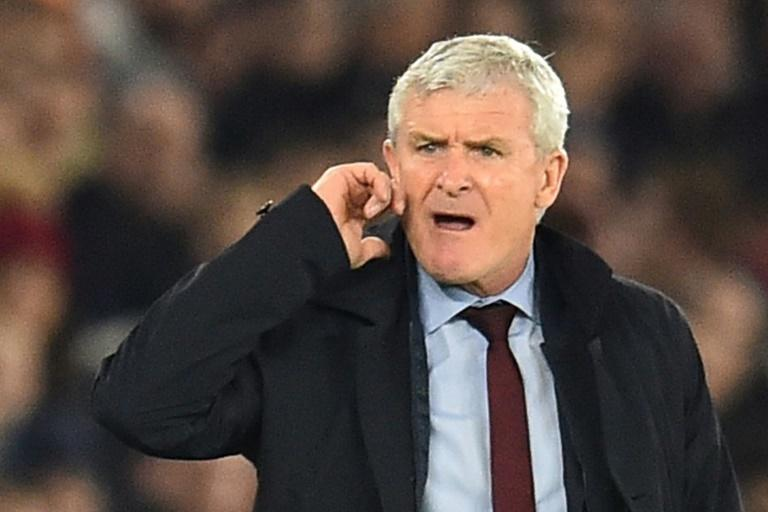 Mark Hughes was sacked by Southampton in December 2018