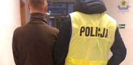 Chciał porwać 15-latkę z przystanku. Policja zatrzymała podejrzanego