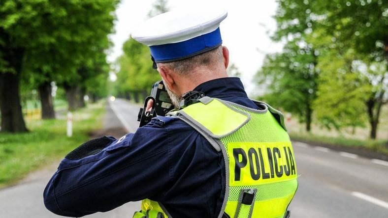 Kierowcy skarżą się na pomiary prędkości, które policjanci wykonują miernikami laserowymi