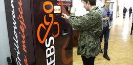 W Polsce działa pierwszy automat do kebabów
