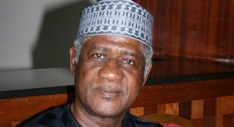 National Chairman of the PNC, Alhaji Ahmed Ramadan