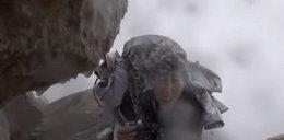 Wybrali się w góry, spotkał ich koszmar! Wszystko nagrał