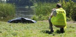 Łódka przewróciła się na jeziorze! Wędkarze próbowali się ratować