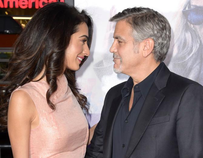 Srećni i zaljubljeni, Kluni i Amal