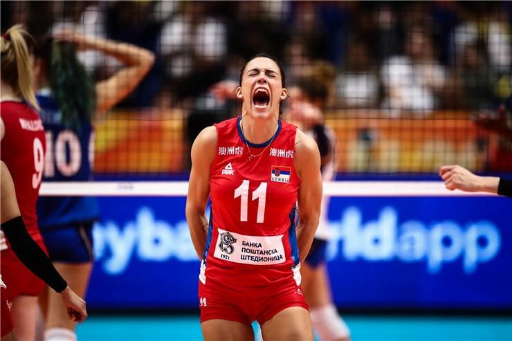 Ženska odbojkaška reprezentacija Srbije, Ženska odbojkaška reprezentacija Italije