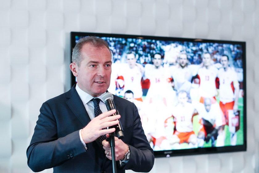Wiceprezes PZPN Marek Koźmiński (48 l.) wierzy, że uda się dograć ten sezon w PKO Ekstraklasie