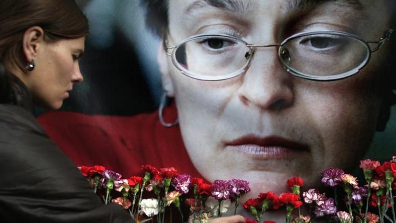 Zatrzymano domniemanego organizatora zabójstwa Politkowskiej