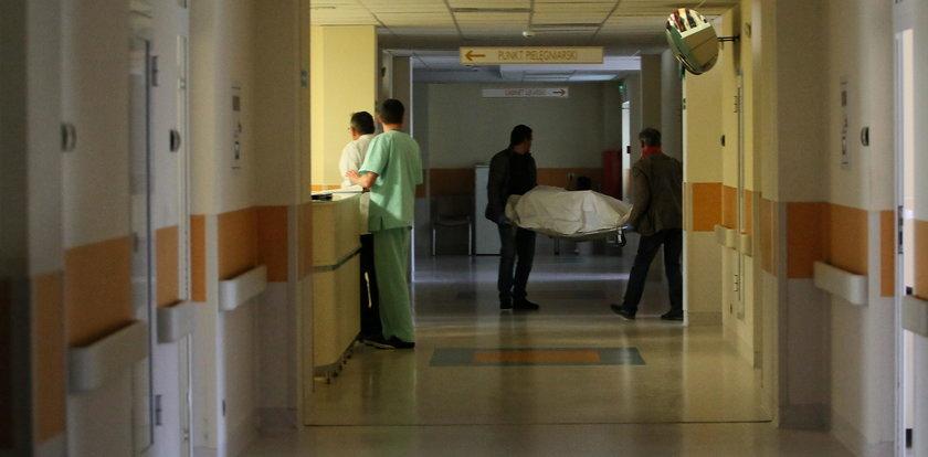 Tragedia w Pleszewie. Kardiolog zmarł podczas dyżuru