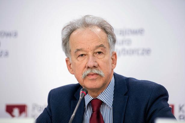 Wojciech Hermeliński, sędzia TK w stanie spoczynku