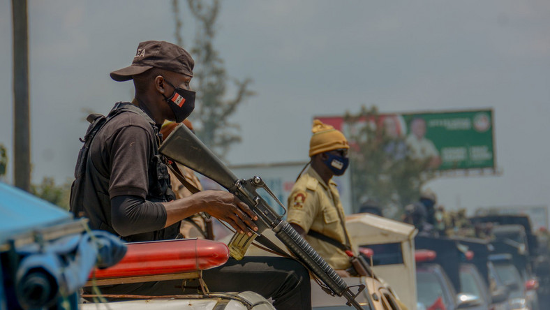 Siły bezpieczeństwa Nigerii