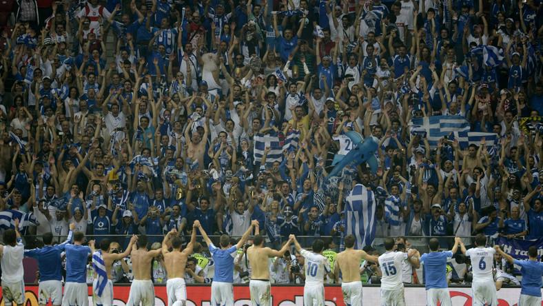 Grecy zmierza się na Euro 2012 z Niemcami