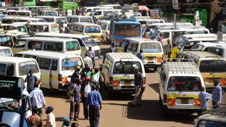 Matatus to go on nationwide strike on this date