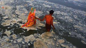"""Święte rzeki Ganges i Jamuna uznane za """"żywe istoty"""" z osobowością prawną"""
