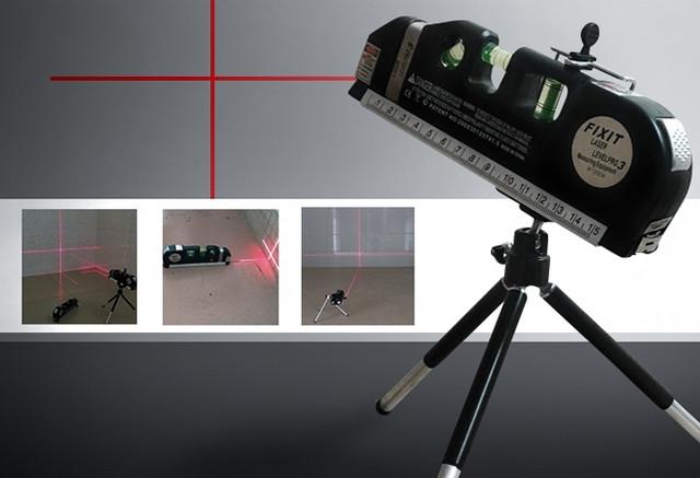 Laserski nivelator