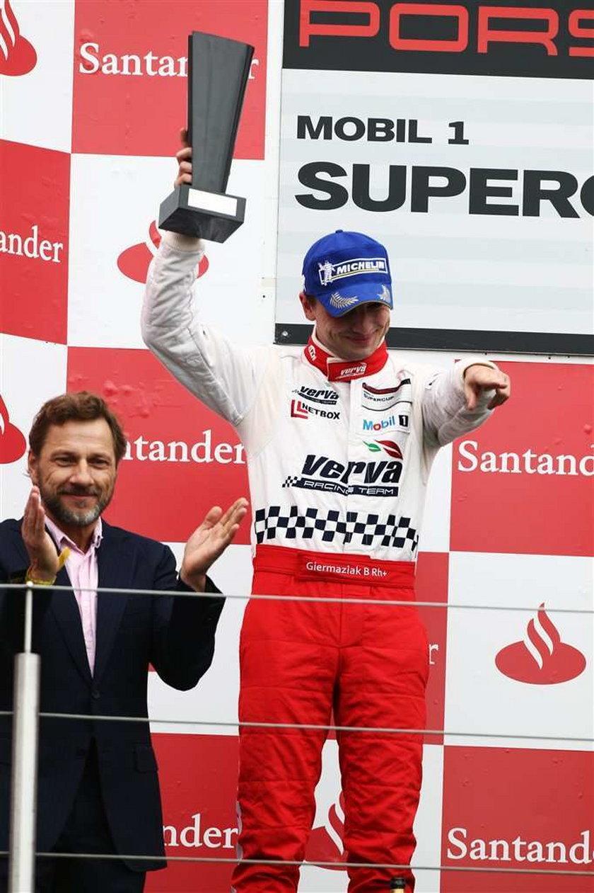 Giermaziak w F1?
