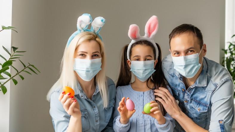 Wielkanoc w pandemii